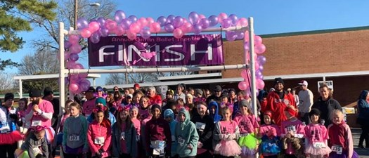 6th Annual Tutu Run - 5K