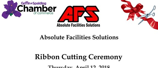 Ribbon Cutting Ceremony-Absolute Facilities Solutions