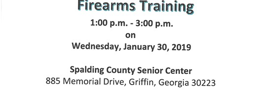 Alert and Armed: Firearms Training