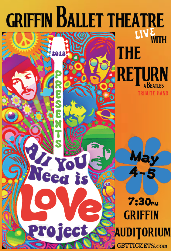 "Griffin Ballet Theatre Presents ""All You Need is Love"""