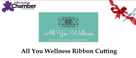 Ribbon Cutting - All You Wellness