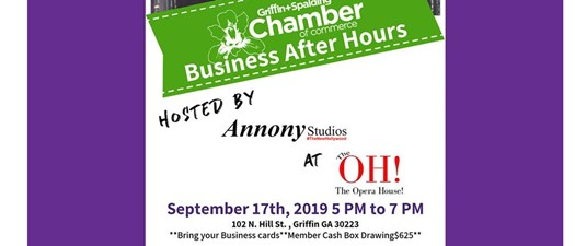 Business After Hours - Annony Studios