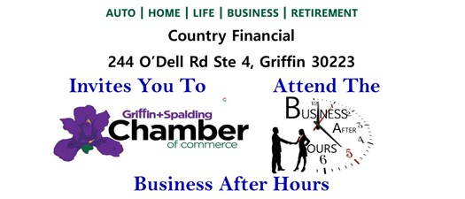 Business After Hours - Country Financial