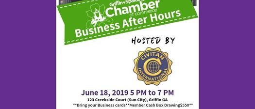 Business After Hours - Sun City Civitan