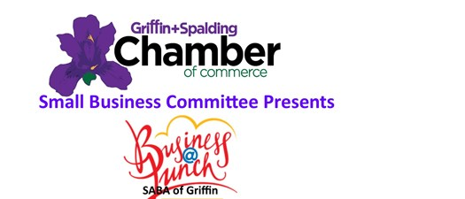 Griffin SABA-  JUNE Virtual Business at Lunch