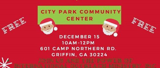 Breakfast with Santa at City Park