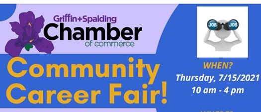 Community Career Fair 2021