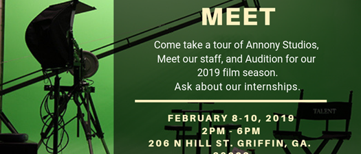 Annony Studios Cast and Meet