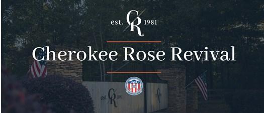 Cherokee Rose Revival Tournament 2021