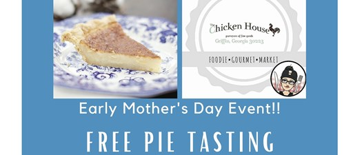 The Chicken House FREE Pie Tasting