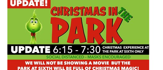Christmas in the Park 2020