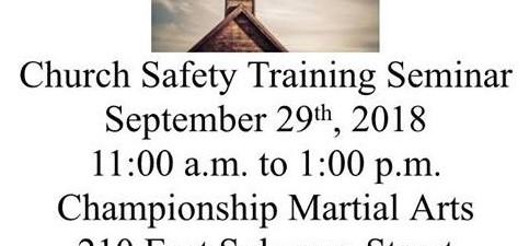 Church Training Seminar