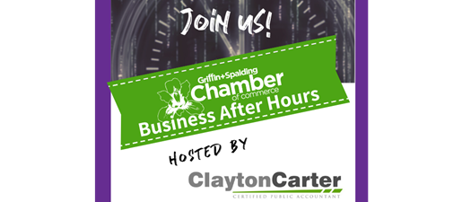 Business After Hours - Clayton Carter