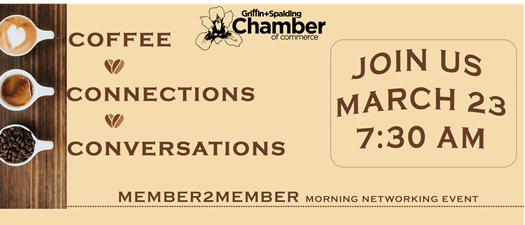 Coffee and Connections with the Chamber