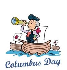 Columbus Day - Chamber Holiday