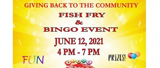 Community Fish Fry and Bingo Event