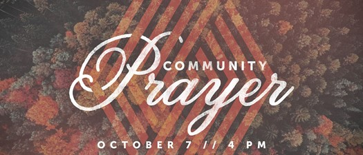 Community Prayer