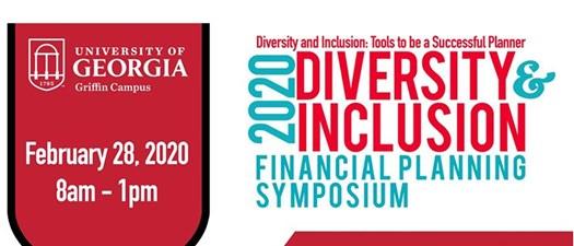 2020 Diversity & Inclusion Financial Planning Symposium