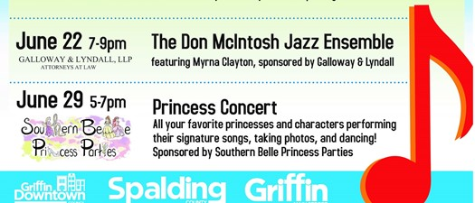Concert in the Park -June 22nd