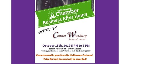 Business After Hours - Conner Westbury Funeral Home