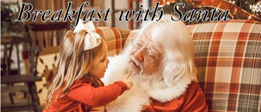 Cotton Mill Breakfast with Santa