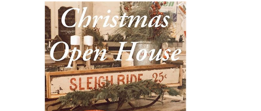 Cotton Mill Christmas Open House