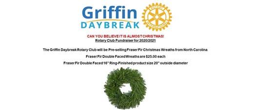 Griffin Daybreak Rotary Wreaths
