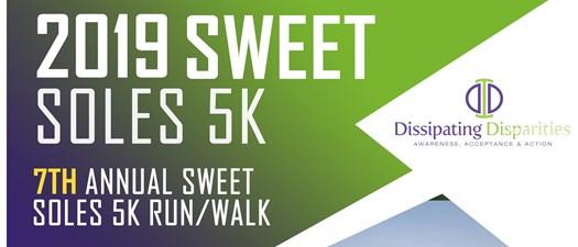 """DDI's 7th Annual 2019 """"Sweet Soles"""" Diabetes Run/Walk"""