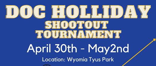Doc Holliday Shootout Pickleball Tournament 2021