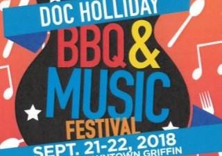 Doc Holliday BBQ & Music