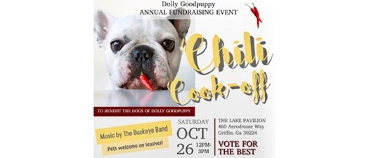 Dolly Goodpuppy Chili Cook-Off