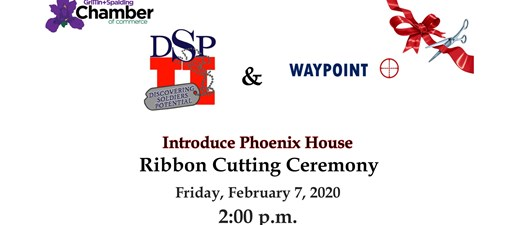 Ribbon Cutting - DSPII & Waypoint