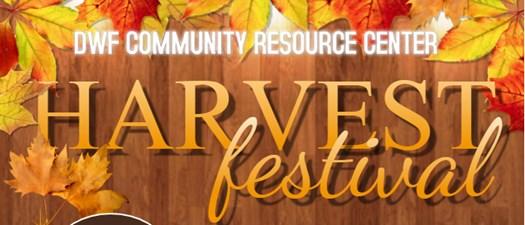 DWF Community Resource Center Harvest Festival