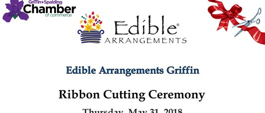 Edible Arrangements Ribbon Cutting