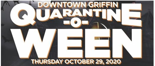Downtown Quarantine-o-Ween