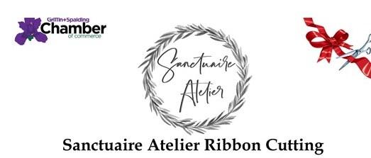 Ribbon Cutting - Sanctuaire Atelier