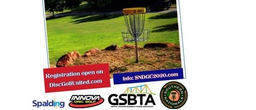 Southern Nationals Disc Golf Championships