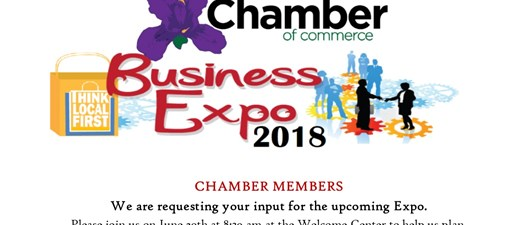 Business Expo Meeting