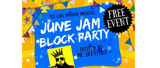 June Jam Block Party