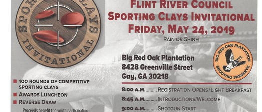 Flint River Council Sporting Clays Invitational