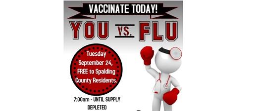Flu Shot Day 2019