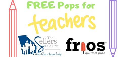 FREE Pops for Teachers