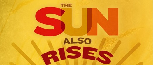 Griffin Choral Arts presents The Sun Also Rises