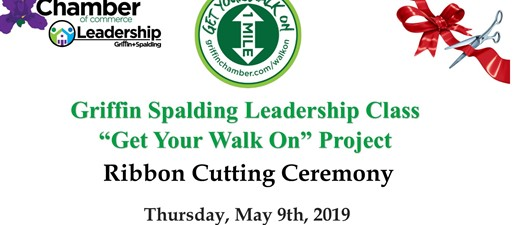 Ribbon Cutting - Get Your Walk On
