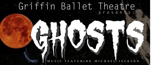 Griffin Ballet Theatre presents GHOSTS