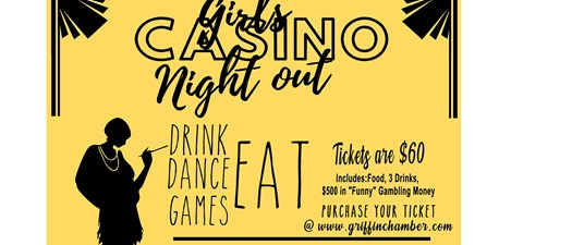 Casino Night- FLAPPERS ONLY