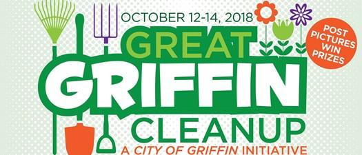 Annual City of Griffin Stream Clean-Up