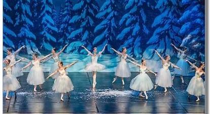 Griffin Ballet Theatre presents THE NUTCRACKER