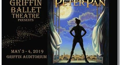 Griffin Ballet Theatre presents PETER PAN