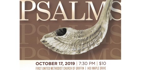 Griffin Choral Arts presents Psalms
